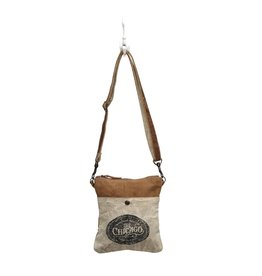 Myra Bags S-0888 The Chicago Crossbody