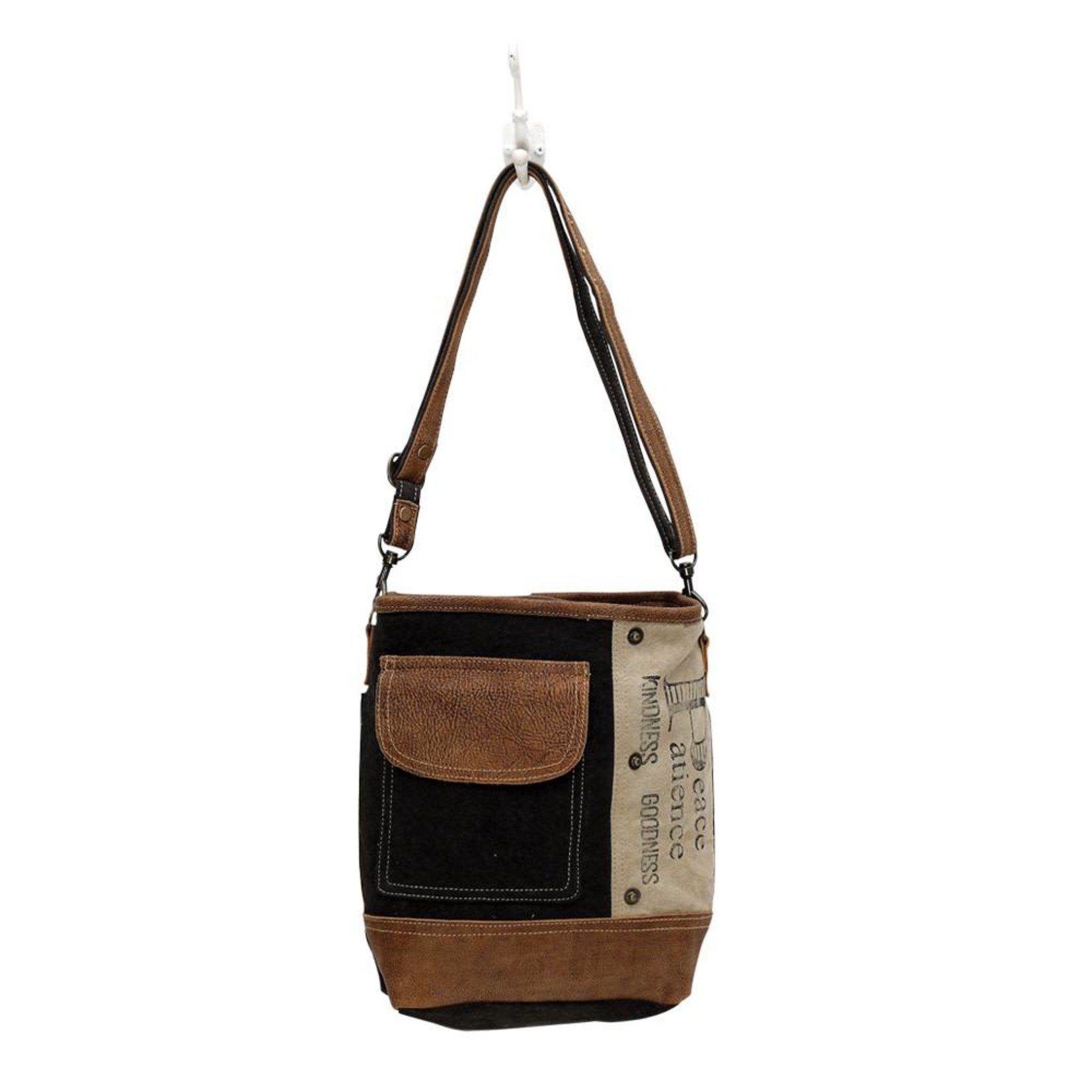 Myra Bags S-0895 Peace Pocket Bag