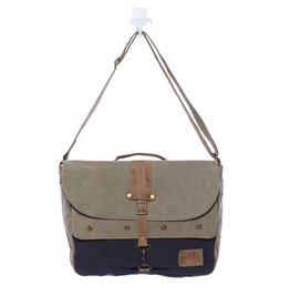 Myra Bags S-1134 Flapover Messenger Bag
