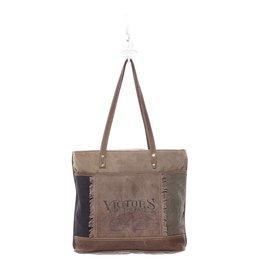 Myra Bags S-1138 Victors Tote Bag