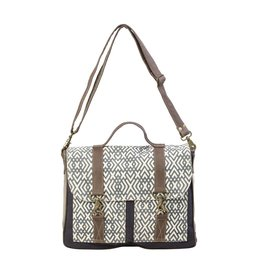 Myra Bags S-1191 X Design Messenger Bag