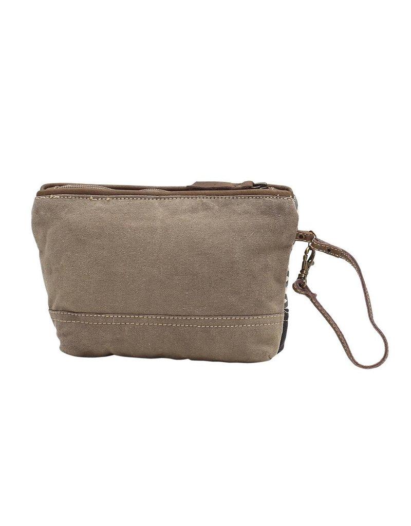Myra Bags S-1023 X Design Wristlet