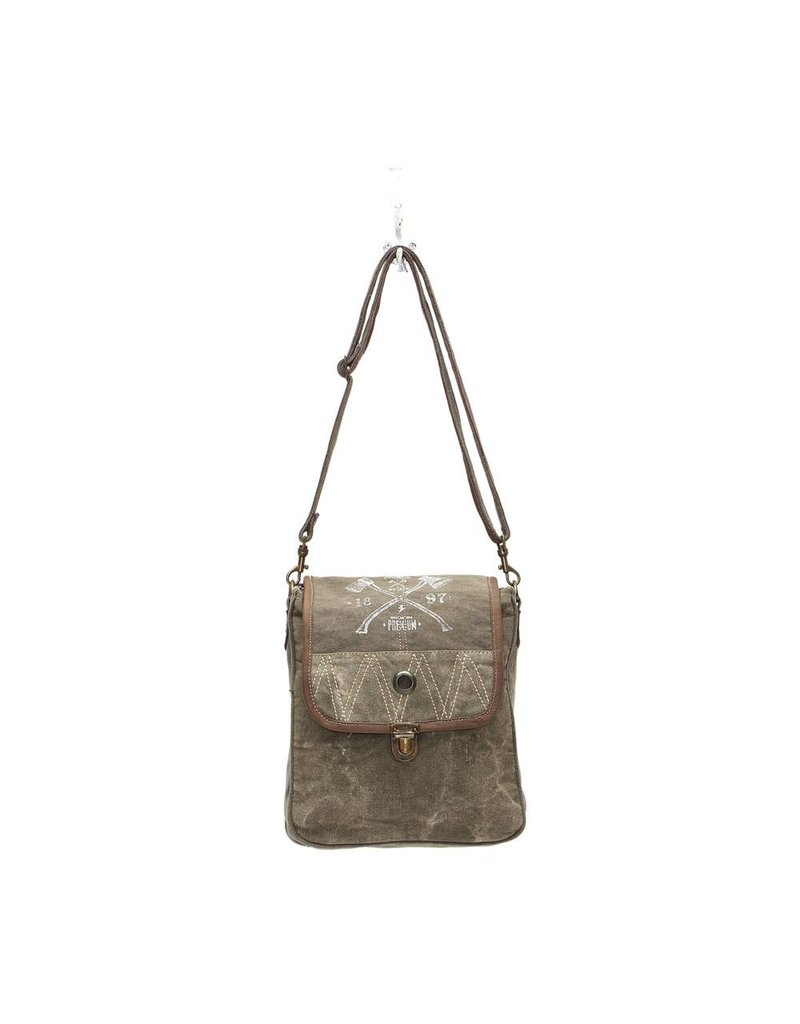 "Myra Bags S-1050 ""1897"" Crossbody"