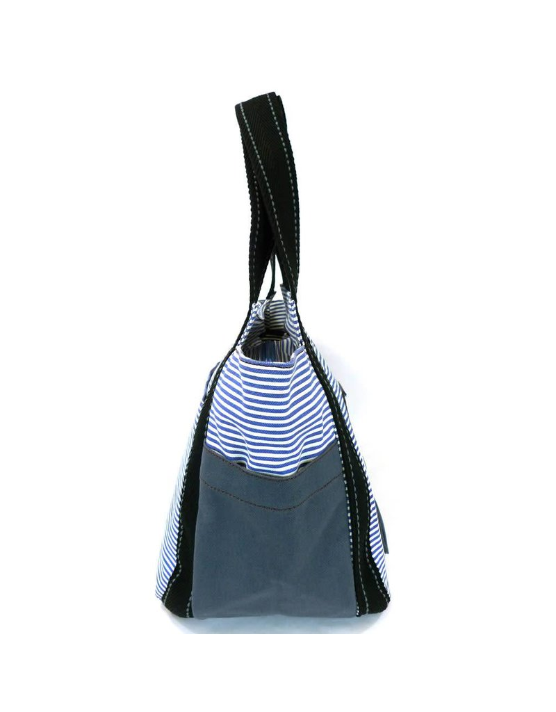 Chala Carryall Zip Tote Whale