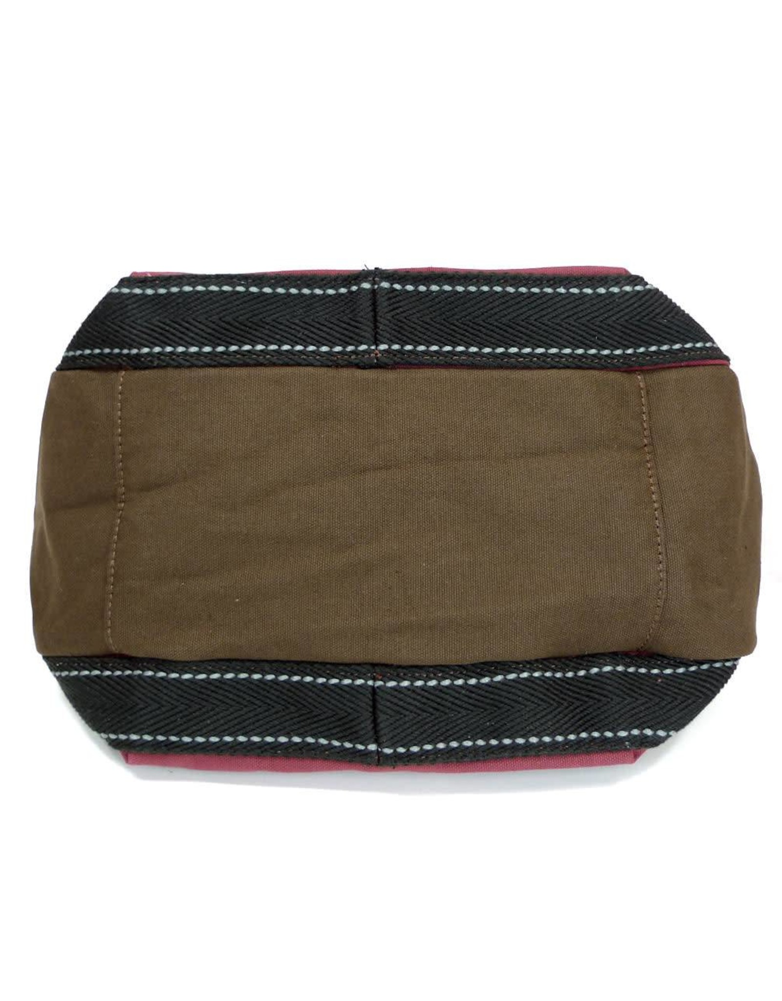 Chala Carryall Zip Tote Wiener Dog Scooter