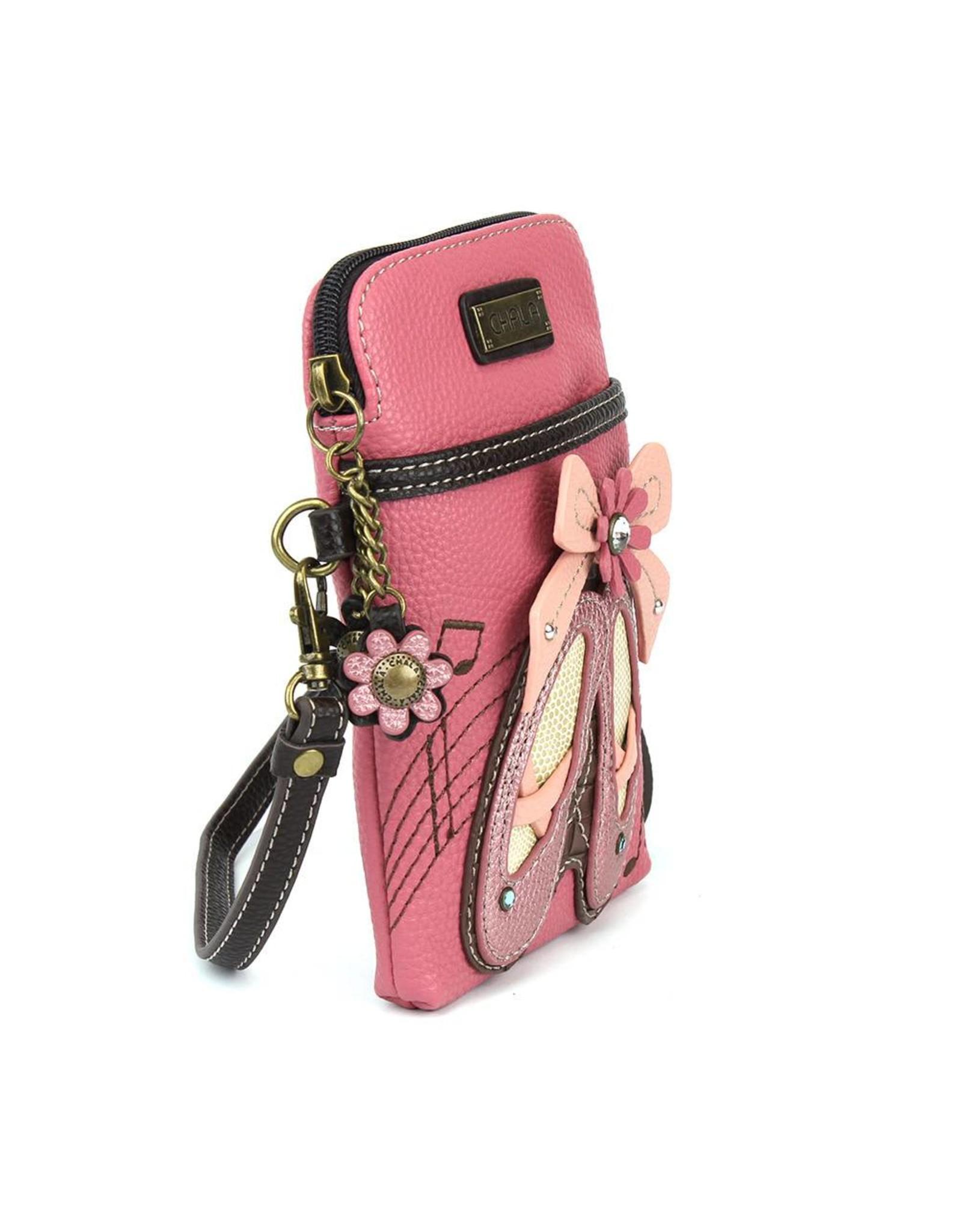 Chala Cell Phone Crossbody Ballerina
