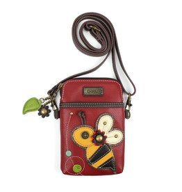 Chala Cell Phone Crossbody Bee