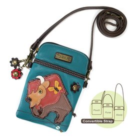 Chala Cell Phone Crossbody Buffalo
