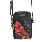 Chala Cell Phone Crossbody Cardinal