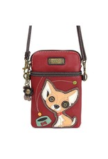 Chala Cell Phone Crossbody Chihuahua