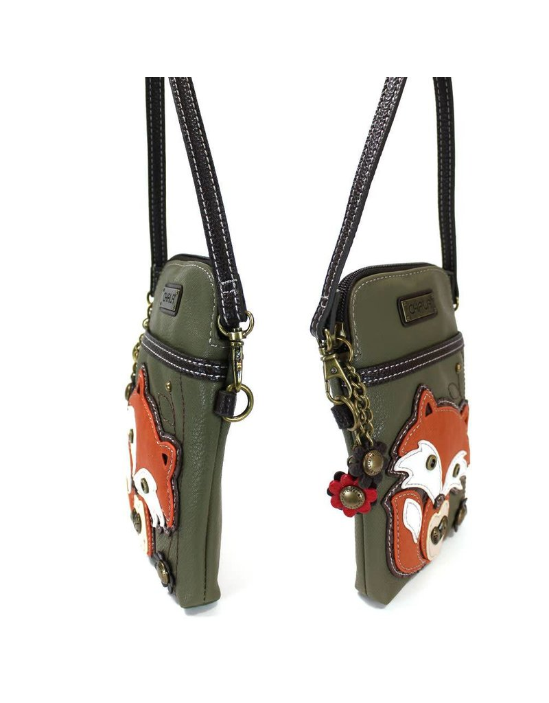 Chala Cell Phone Crossbody Fox