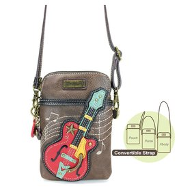 Chala Cell Phone Crossbody Guitar