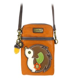 Chala Cell Phone Crossbody Hedgehog