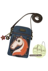 Chala Cell Phone Crossbody Horse