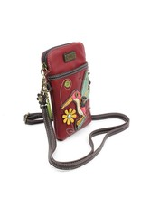 Chala Cell Phone Crossbody Hummingbird