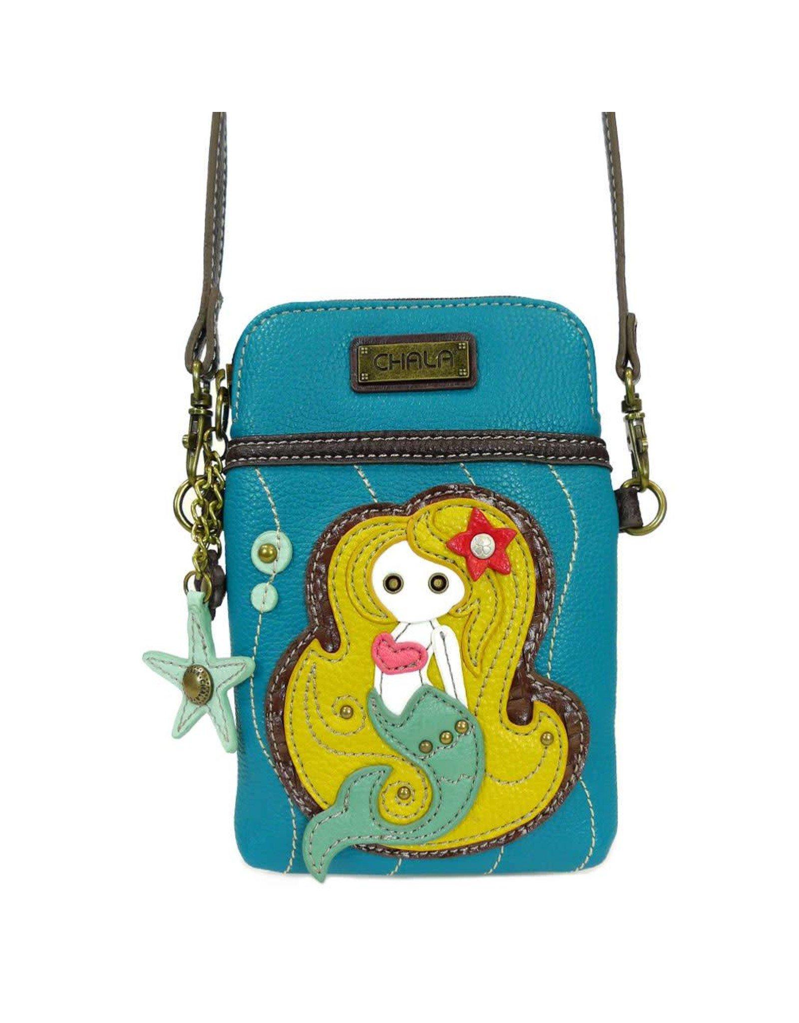 Chala Cell Phone Crossbody Mermaid