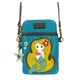 Chala Cell Phone Crossbody Mermaid