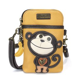 Chala Cell Phone Crossbody Smartie Monkey