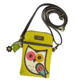 Chala Cell Phone Crossbody Owl II