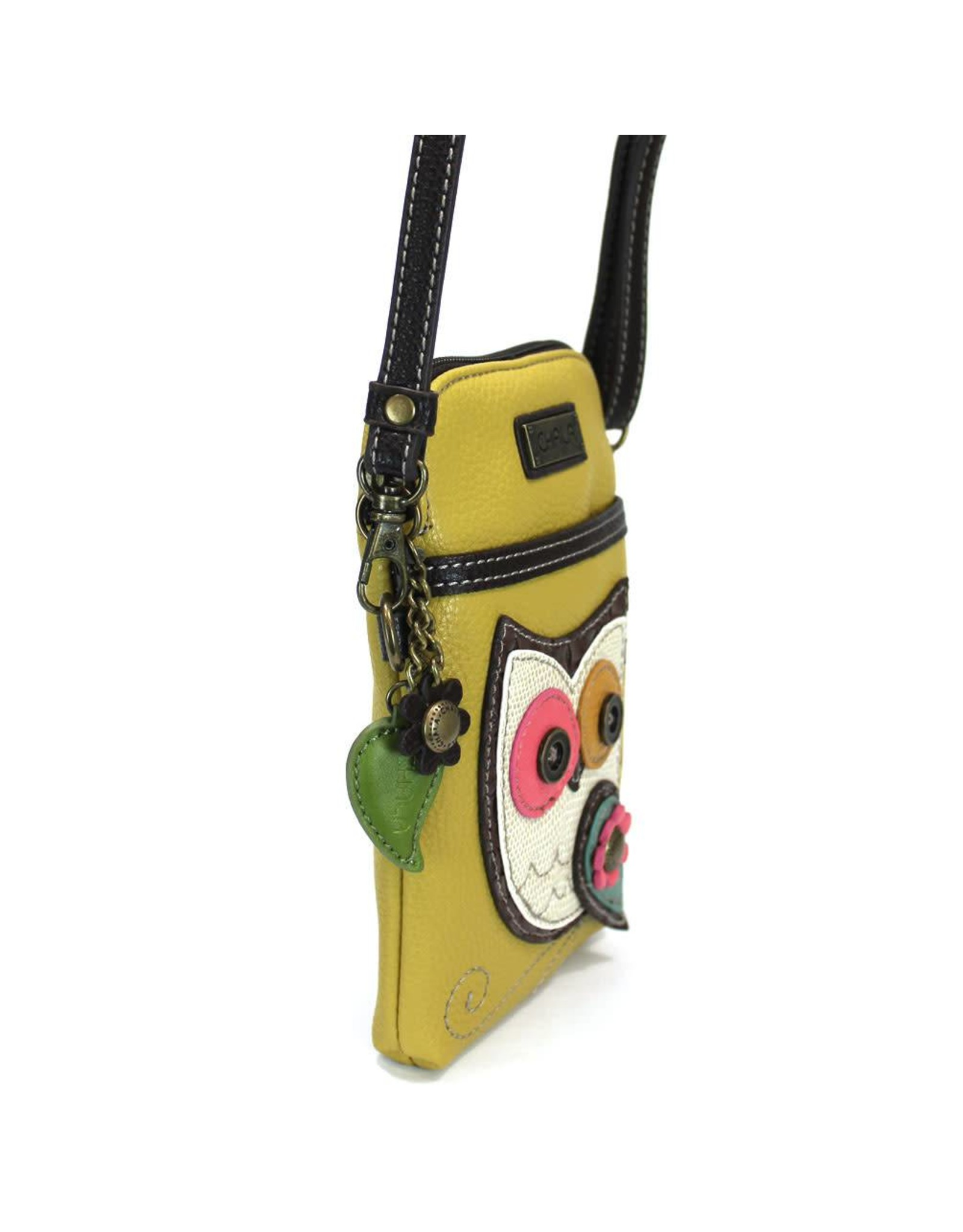 Chala Cell Phone Crossbody Owl II