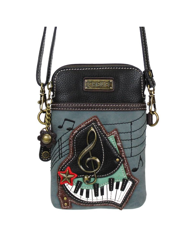 Chala Cell Phone Crossbody Piano