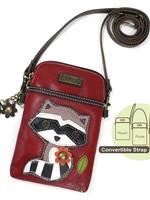 Chala Cell Phone Crossbody Raccoon