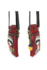 Chala Cell Phone Crossbody Raccoon