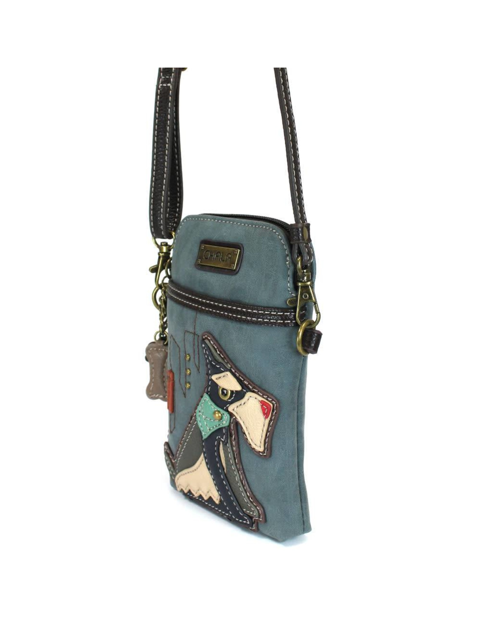 Chala Cell Phone Crossbody Schnauzer