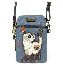 Chala Cell Phone Crossbody Slim Cat