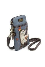 Chala Cell Phone Crossbody Slim Cat