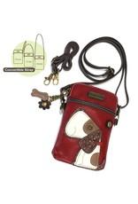 Chala Cell Phone Crossbody Toffy Dog