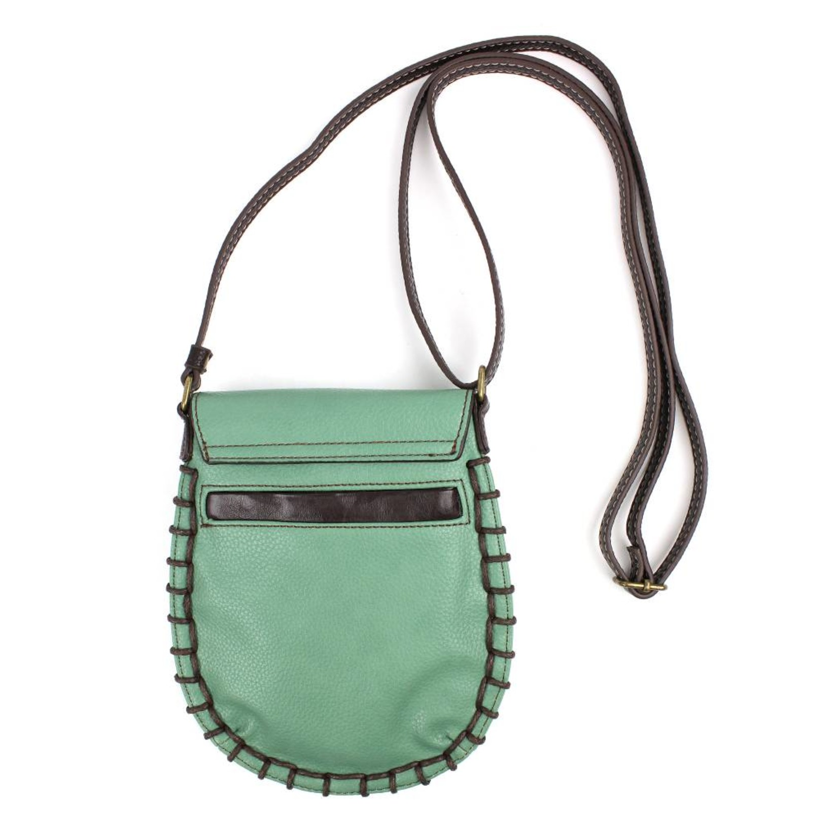 Chala Charming Cell Phone Crossbody Teal