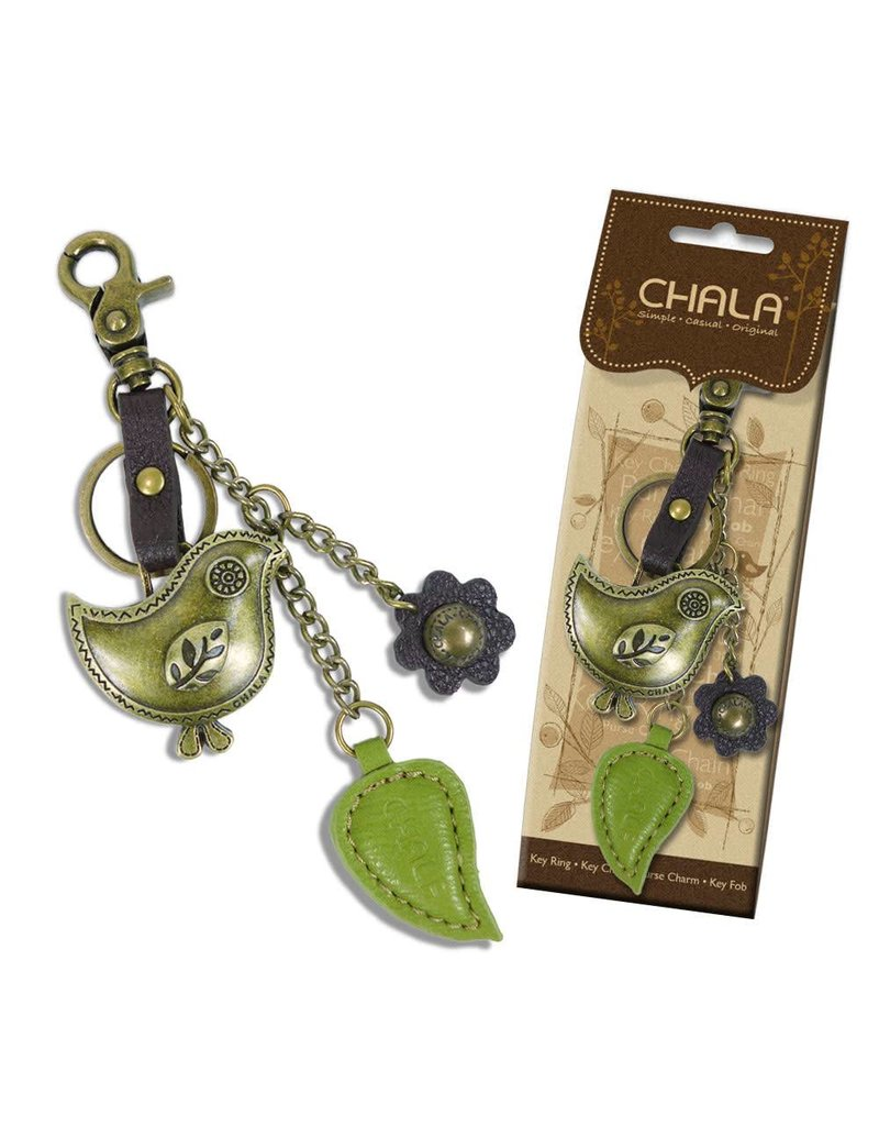 Chala Charming Key Chain Bird