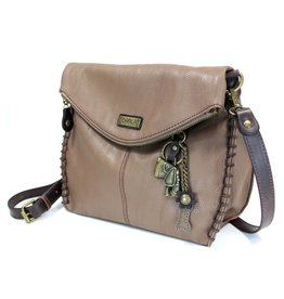 Chala Charming Crossbody - Brown - Dog