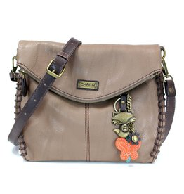 Chala Charming Crossbody - Brown - Fox