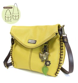 Chala Charming Crossbody - Mustard - Bird
