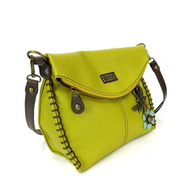 Chala Charming Crossbody - Mustard - Dragonfly