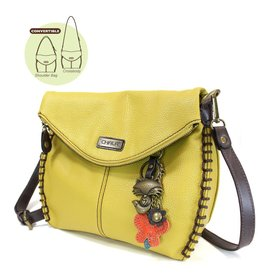 Chala Charming Crossbody - Mustard - Fox