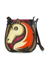 Chala Deluxe Crossbody Horse