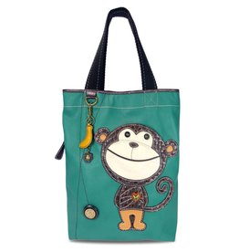 Chala Everyday Tote Smartie Monkey