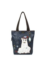 Chala Everyday Zip Tote II Polar Bear