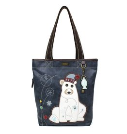 Chala Everyday Zip Tote II Polar Bear