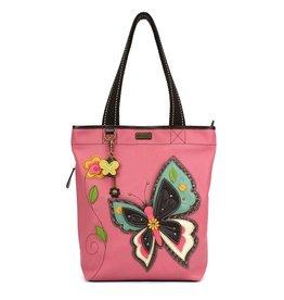 Chala Everyday Zip Tote II Butterfly