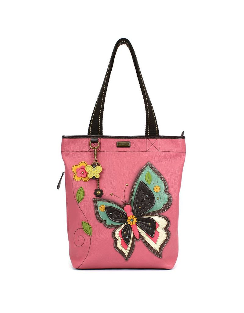 Chala Everyday Zip Tote II Butterfly