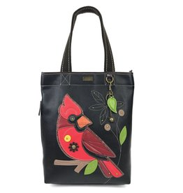 Chala Everyday Zip Tote II Cardinal