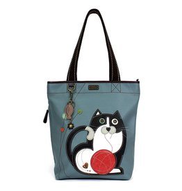 Chala Everyday Zip Tote II Fat Cat