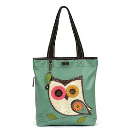 Chala Everyday Zip Tote II Owl II