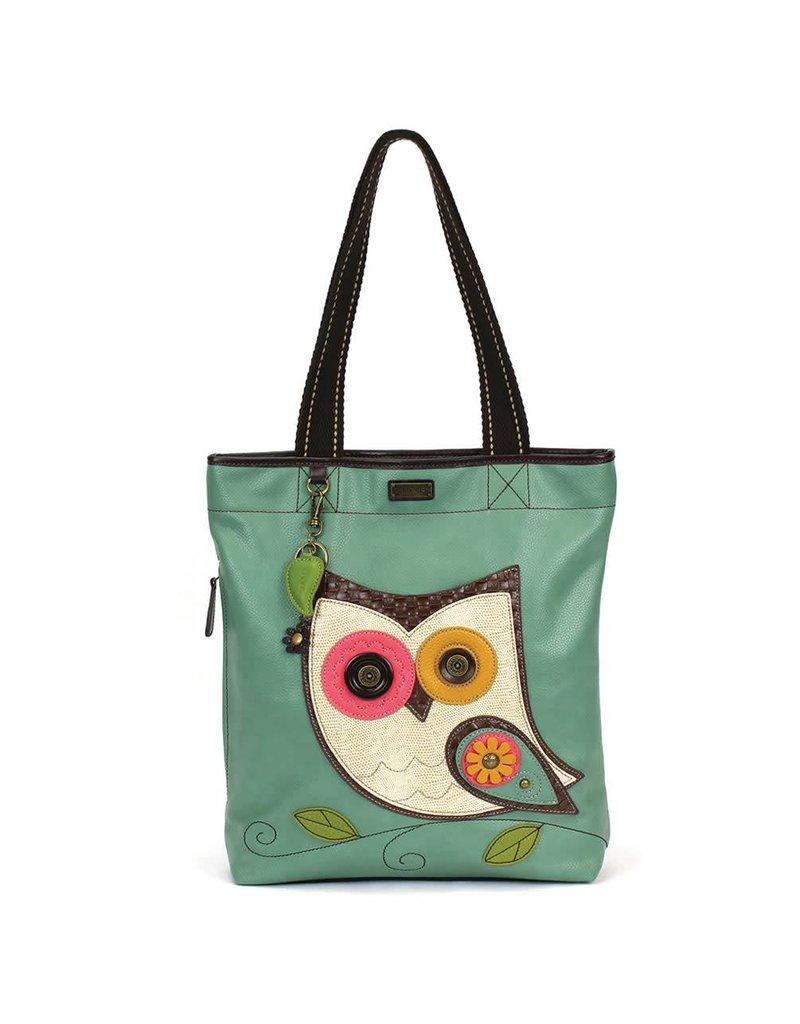 Chala Everyday Zip Tote II Owl II