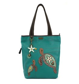 Chala Everyday Zip Tote II Turtle