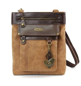 Chala Gemini Crossbody Brown Bird